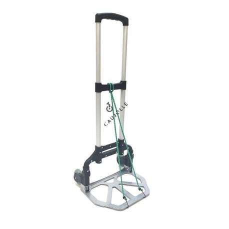 Roll'ALU aluminium folding trolley