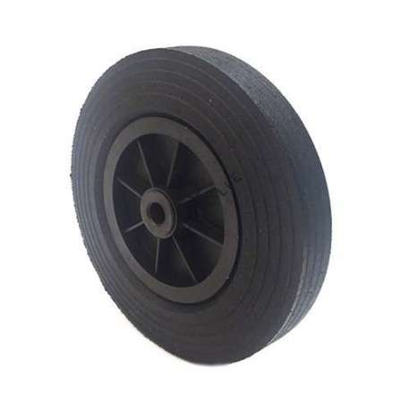 INDUSTRIAL USAGE RUBBER WHEEL 300 MM DIAMETER 20 MM BORE S2000PS