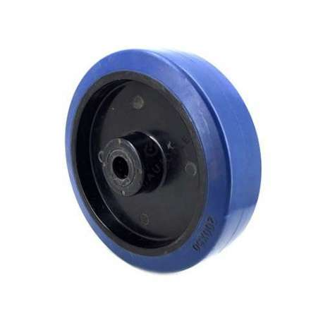 NON-MARKING SUPPLE RUBBER ROLLER 200 MM DIAMETER 12 MM BORE