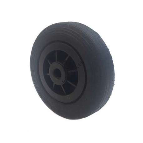 INDUSTRIAL USAGE RUBBER WHEEL 200 MM DIAMETER 20 MM BORE S2000PS