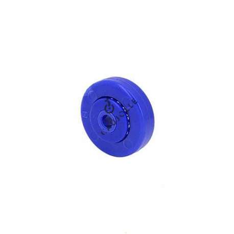 TROLLEY WHEEL FOR OVERHEAD CONVEYOR 49 MM DIAMETER 8 MM AXLE